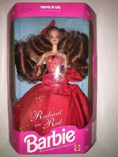 Toys R Us Special Edition Barbie Radiant in Red Mattel 1276