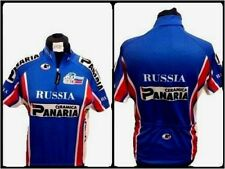 MAGLIA CICLISMO RUSSIA PANARIA ANNA NERI CYCLING JERSEY SHIRT MAILLOT SIZE S