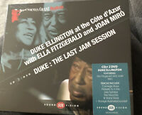 Duke Ellington - At the Cote D'Azur - Duke: The Last Jam Session [CD + 2 DVD]