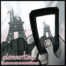 Glamourkings : Front Row Seat To the End of the World CD