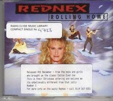 (BM669) Rednex, Folling Home - 1995 DJ CD