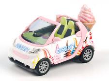 """Busch 99054 Smart Cabrio"""" Era Del Hielo"""" + Hielo Am Parte Trasera Serie Especial"""