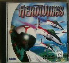 Aerowings Sega Dreamcast Game Complete w/instructions
