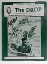 """""""GREEN BERET"""" THE DROP MAGAZINE, SPRING 1997 ISSUE, SPECIAL FORCES ASSOCIATION"""
