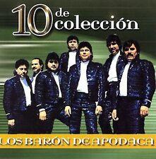 Los Baron De Apodaca : 10 De Coleccion CD