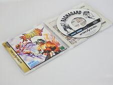 RAGNAGARD REF bbc Sega Saturn SNK ss