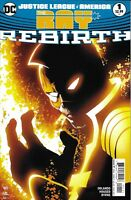 Justice League Of America The Ray Comic 1 Rebirth Cover A First Print 2017 DC
