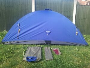 Rab Summit Superlight Expedition 2 Person Tent Bivi, excellent condition.