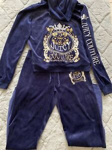 juicy couture tracksuit small