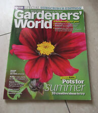 March Home & Garden Gardeners' World Magazines