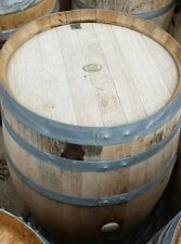 Authentic Used Oak Wine Barrel - Bordeaux