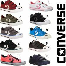 Casual Trainers Leather Upper Shoes for Boys Converse
