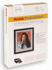 Kodak Ektatherm 1400 Print Kit 8.5x14in Glossy 25 sheet