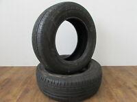 2x Sommerreifen Reifen Bridgestone Dueler H/P Sport 235/65R17 108V DOT 04/10 5,5