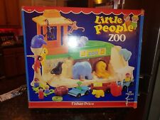 Vintage Fisher Price Play Family Zoo #916 - BOX ONLY!