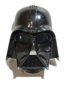 Darth Vader Talking Mask Voice Changing Sounds Helmet Hasbro Star Wars Costume