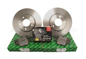 FOR JAGUAR - XJ8 X308 FRONT BRAKE  DISCS AND PADS SET JLM20150 + JLM1829