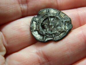Post Medieval lead Naval / navy token ships Wheel Metal detecting detector