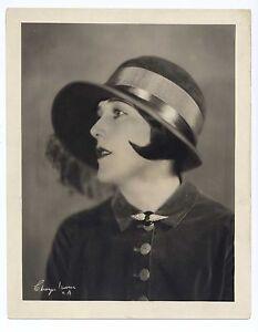 Ruth Roland 1926 PORTRAIT 8x10 Original Double-Weight