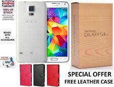 Brand New Samsung Galaxy S5 Mini Bianco G800F 4G 16GB Sbloccato Garanzia di 2 anni