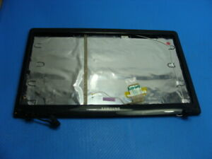 """Samsung NP300E5C 15.6"""" Genuine Laptop LCD Back Cover w/Front Bezel BA75-04126A"""
