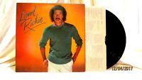 1982 Lionel Richie Vinyl LP 33 Motown Records 6007ML Soul Funk