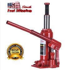 5 Ton Hydraulic Bottle Jack 11023 LBS Lift HEAVY DUTY Automotive Car Repair Tool