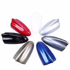 Black/White/Silver/Blue/Red/Gray/Gold Shark Fin Antenna FM Signal Amplifier