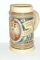 Age Reservist Jug Prussia Eagle Beer Mug Beer Stein 1.Weltkrieg 1.WK