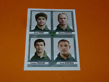 N°495 SECTION PALOISE PAU PANINI RUGBY 2007-2008 PRO D2 FRANCE