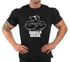 "T-Shirt Bodybuilding Fitness Palestra "" Gorilla Wear 2 """