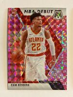 2019-20 Mosaic CAM REDDISH Pink Camo Prizm Refractor, Debut Rookie, SP RC, Hawks