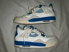 Jordan 4 IV Retro 2011 Military Blue Cement **Size 7**