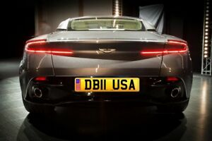 DB11 USA, ASTON, AML, AM, Personal, Cherished Number, Private Plate, AMERICA