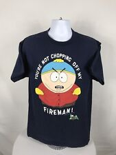 Rare VTG 1998 Comedy Central South Park Short Sleeve T-Shirt Size Large