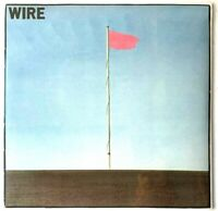 Wire - Pink Flag - Brand New Sealed - LP Vinyl Record Album