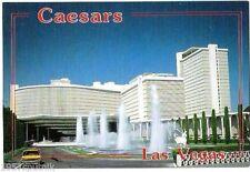 Caesars Palace Hotel Casino Las Vegas Fountain postcard Vintage image NOS q