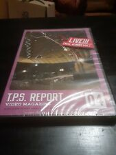 T.P.S. Report Video Magazine 04 DVD snowboarding extreme sports new rare tps oop