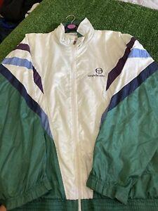 Sergio Tacchini Vintage 80s Shell Jacket