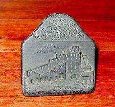 New listing Antique Vintage Souvenir Coal Breaker Coal Mine Sample Paperweight