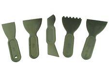 Linic fatta in UK Set x 5 divaricatore fai da te Pasticceria raschiare Riempimento Putty X7092