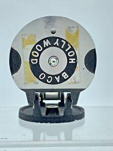 Vintage Baco Hollywood Locking Vertical Camera Tripod Mount