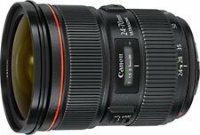 Objectifs Canon 24-70 mm pour appareil photo et caméscope Canon EF