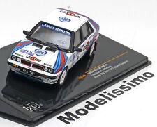 1:43 Ixo Lancia Delta HF 4WD Winner RAC Rally, World Champion 1987