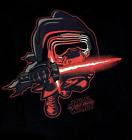 Men's FUNKO POP STAR WARS Kylo Ren Force Awakens Forest T-Shirt XL Smugglers NEW