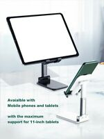 Universal Flexible Long Arm Desktop black Lazy tablet Phone Holder Mount Stand