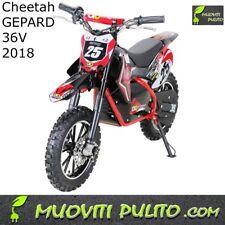 36 volt MINI MOTOCROSS ELETTRICA GEPARD 500 WATT per bambini moto cross 36v