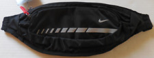NIKE Running Slim Waistpack 3.0 Medium Color BlackSilver New