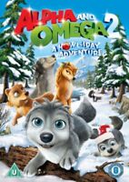 Alfa E Omega 2 - Un Howl-Iday Avventura DVD Nuovo DVD (LGD95058)