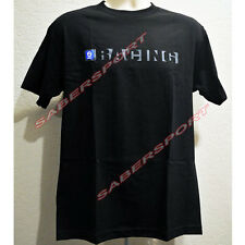 """""""IN STOCK"""" AUTHENTIC SPARCO APPAREL """"RACING"""" T-SHIRT BLACK - SIZE- SMALL"""